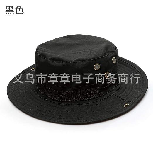 zlhcich Sombrero Redondo, Sombrero, Sombrero de Camuflaje, Visera ...