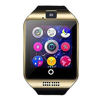 Reloj conectado Lenovo Moto G4 , CEKA TECH® Relojes inteligentes Smart Watch Bluetooth con cámara Pantalla ...