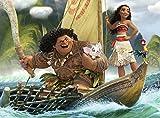 Ravensburger Disney Moana One Ocean One Heart 100