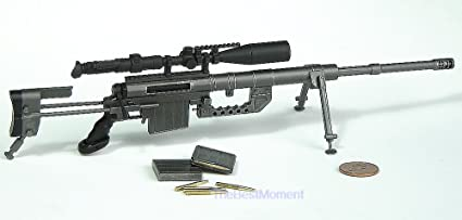 Gun M200 A CHEYTAC INTERVENTION SNIPER RIFLE GUN 16 Scale Model For 12quot