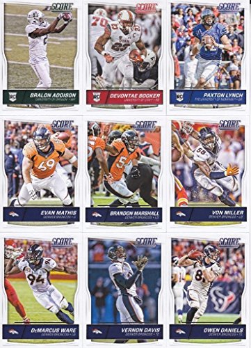 Denver Broncos Team Set - 4