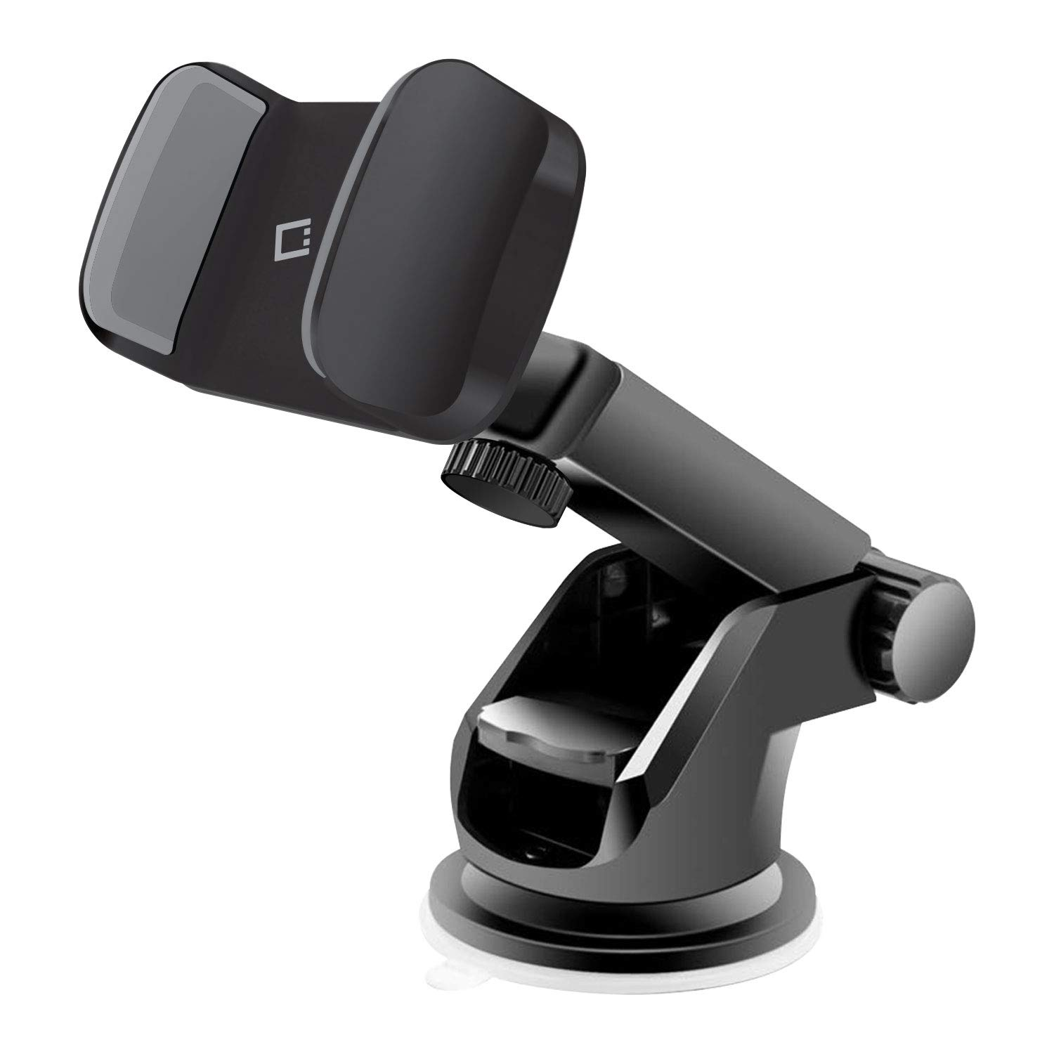 Cellet Heavy Duty Dashboard//Windshield Phone Holder Mount Cradle Stand with 360 Rotating Adjustable Reusable Sticky Suction Pad Compatible with Apple iPhone 11 Pro Max 11 X XR XS 8 Plus