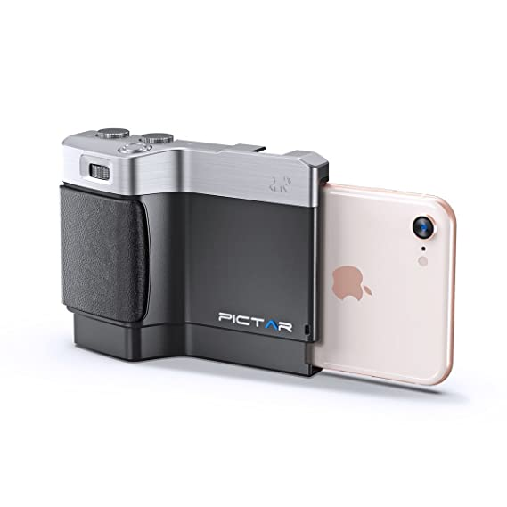 best sneakers 5299c 448dd Pictar Mark II -SmartPhone Camera Grip for iPhone and Android