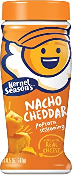 Kernel Season's 2-Pack of 8.5 Ounce Nacho Cheddar Seasoning Shakers