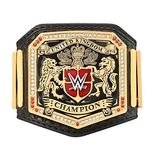 WWE Authentic Wear United Kingdom Championship Mini
