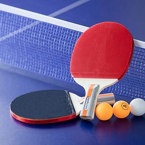 HENGTONGTONGXUN Raqueta de Tenis de Mesa, Raqueta de Tenis de Mesa ...