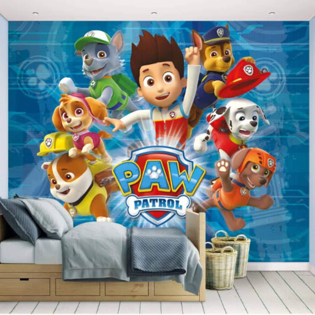 Multicolore Papier Walltastic 45415 Affiche Murale Paw Patrol 52,5 x 7 x 18,5 cm