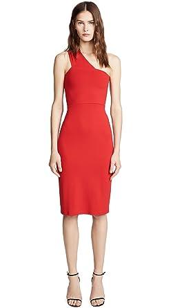 1cb4a4cacd53e Amazon.com  Susana Monaco Women s Tina One Shoulder Dress