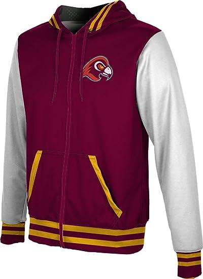 School Spirit Sweatshirt Letterman ProSphere Fairmont State University Girls Zipper Hoodie