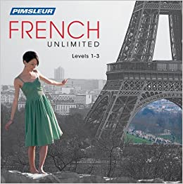 Book Pimsleur French Unlimited 1-3