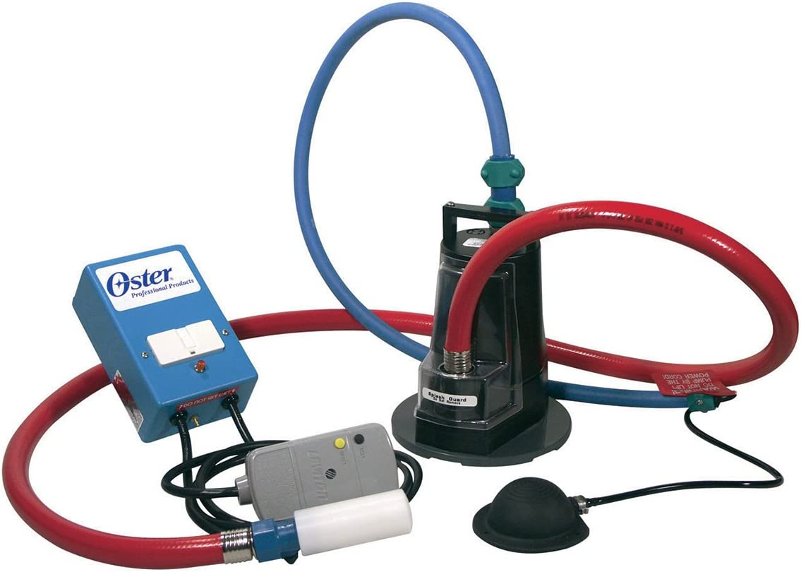 Oster Deluxe Pet Power Bathing System for Professional Grooming