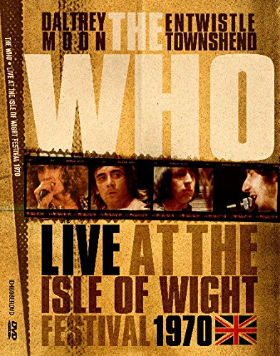 Live At The Isle Of Wight Festival 1970 [3 LP]