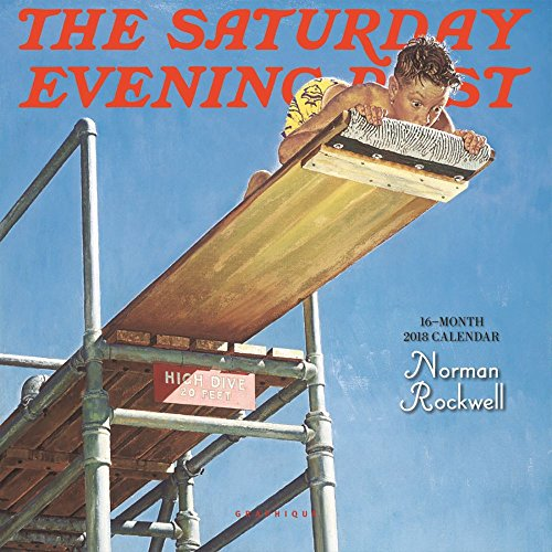 Saturday Evening Post 2018 Small Wall Calendar Photo #1