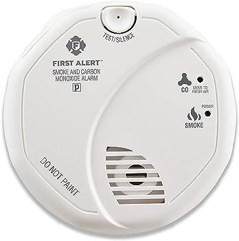 First Alert SCO5CN Combination Smoke & Carbon Monoxide Detector