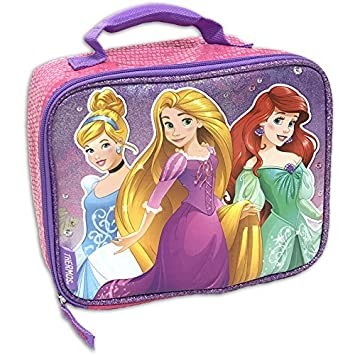 a2cd5b9bd70 Amazon.com  Disney Princess Insulated Lunch Box  Baby