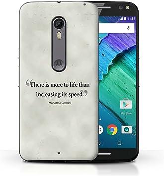 Stuff4 Carcasa/Funda Dura para el Motorola Moto X Style/Serie ...