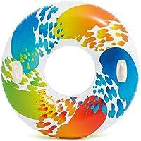 Intex 58202EU - Rueda hinchable Whirl Tube 122 cm