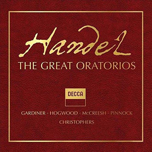 (Handel: The Great Oratorios [41 CD][Box Set])