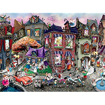 Sonstige Sunsout Rhymes And Reasons A 1500Piece Jigsaw Puzzle By Inc.