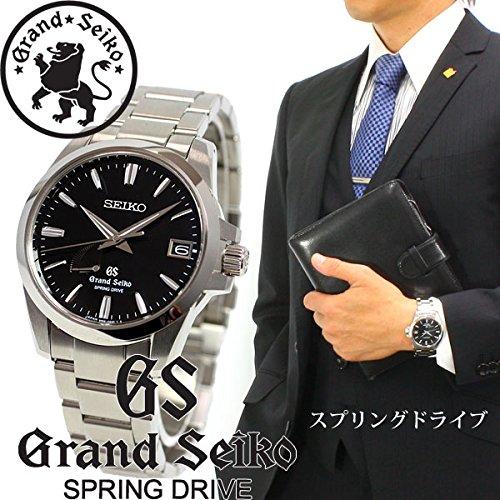 official photos 47d9c c1c76 セイコー SEIKO グランドセイコー メンズ(男)サイズ SBGA027 腕時計