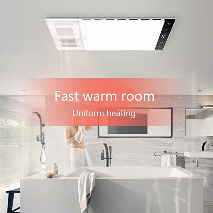 GXFC Combo HeatFan Vent Light Ceiling