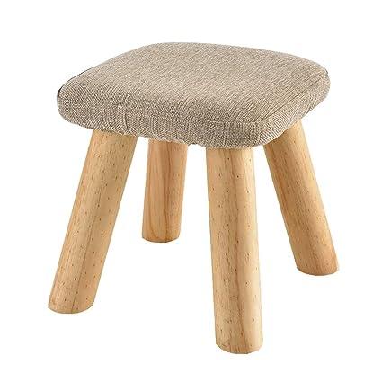 Stupendous Amazon Com Childrens Wooden Stool Creative Fashion Design Short Links Chair Design For Home Short Linksinfo