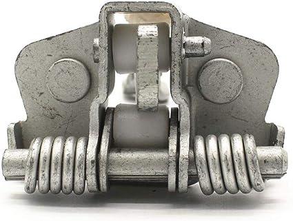 Gazechimp Tope de Puerta Cierre de Freno de Puerta Delantero Derecho//Izquierdo para Citroen C3 OEM 9181h1