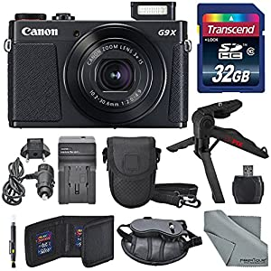 Canon PowerShot G9 X Mark II Digital Camera Bundles