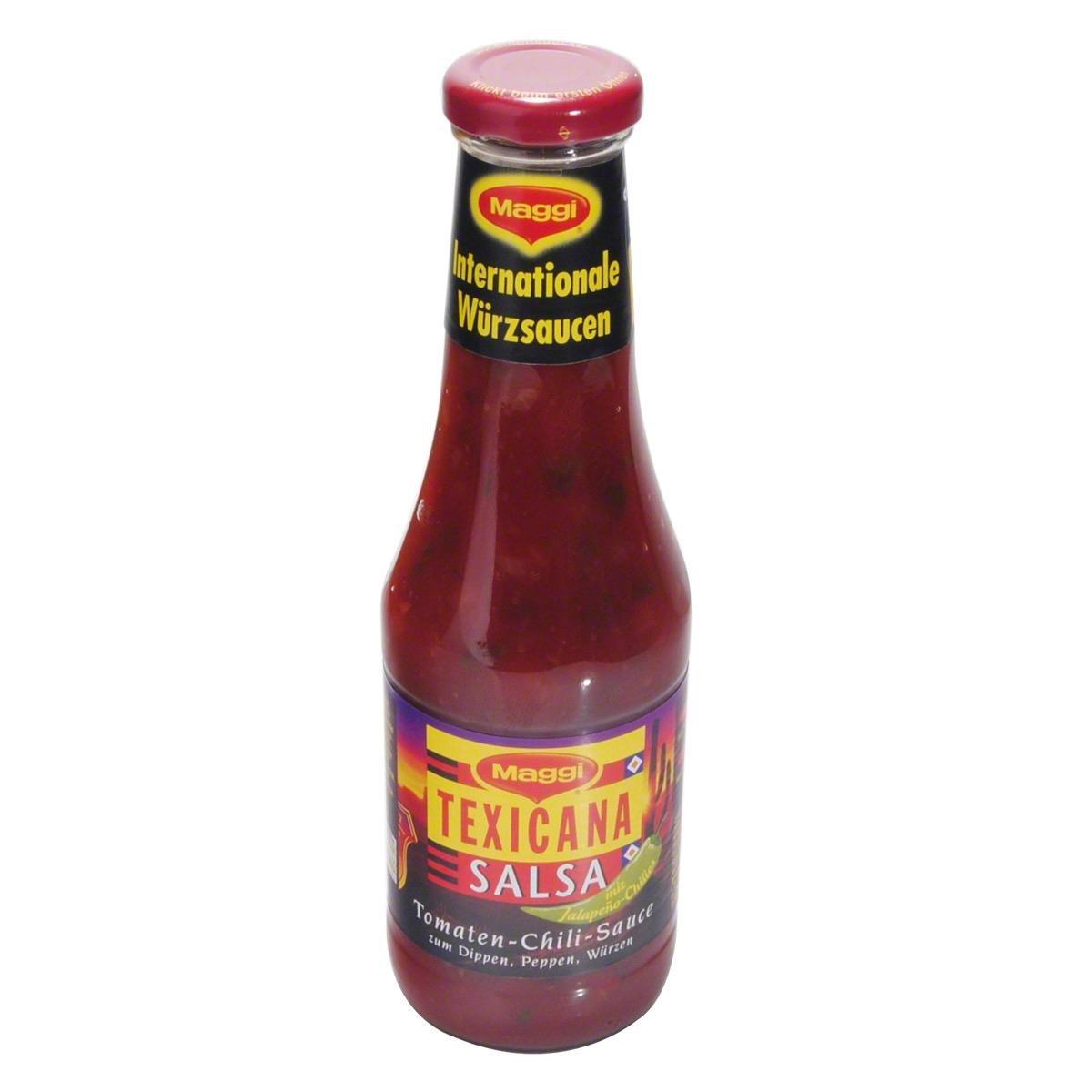 Maggi tomato salsa Texicana chili sauce 500 ml: Amazon.com: Grocery & Gourmet Food