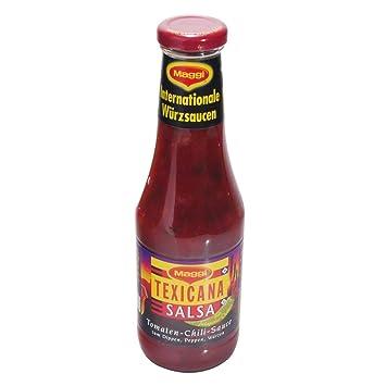 Maggi tomato salsa Texicana chili sauce 500 ml