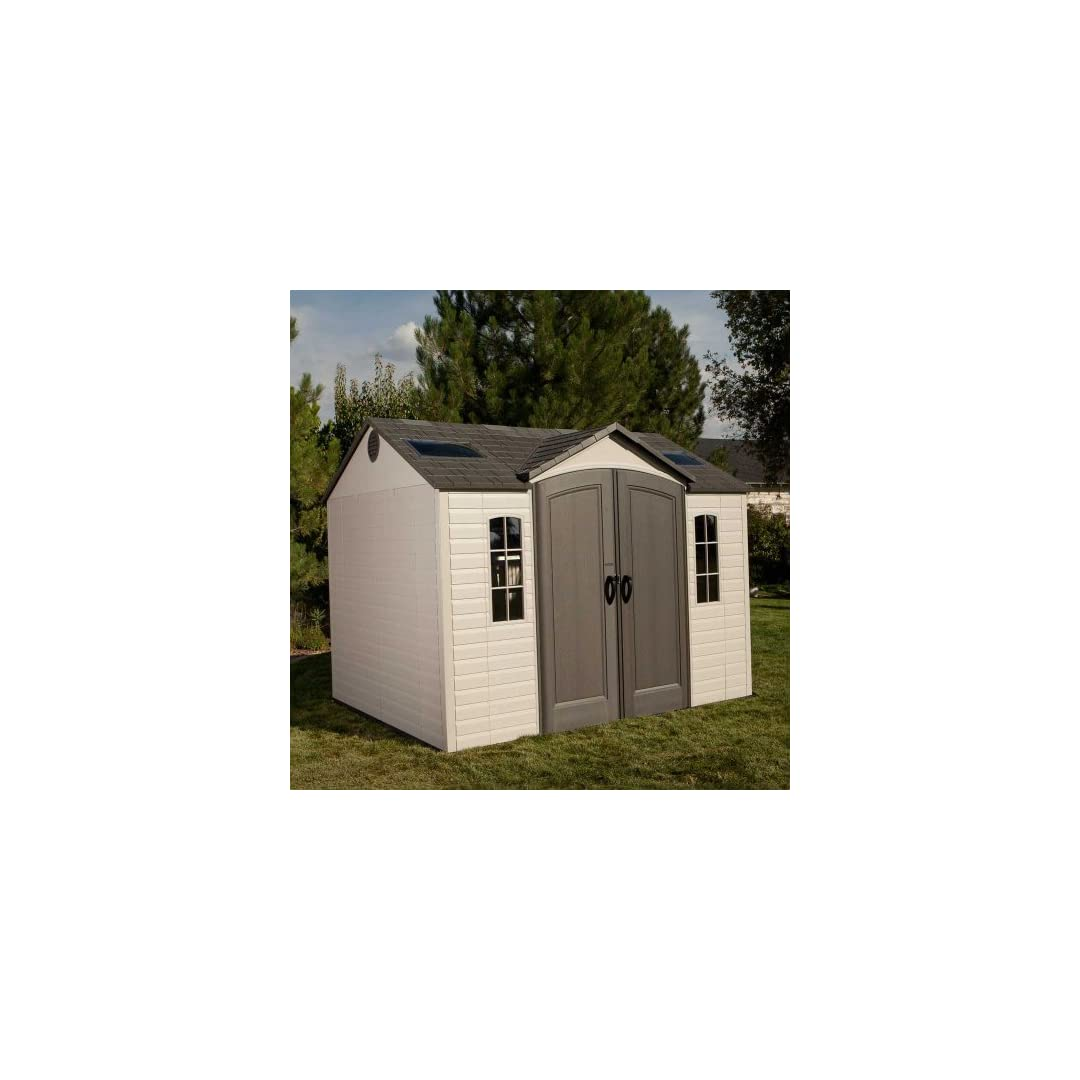 Lifetime 60005 Shed 10×8 Review