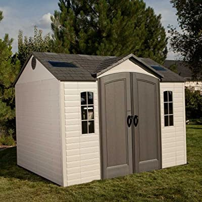 Lifetime 60005 Shed 10x8 Review