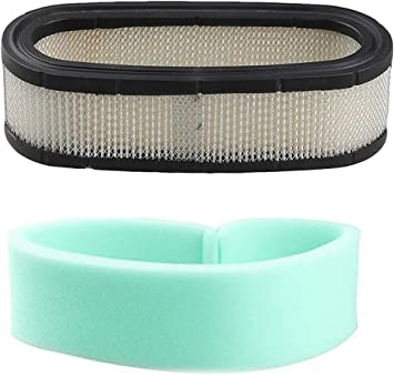 Air Filter For Briggs /& Stratton 394019 398825 394019S Craftsman 24150