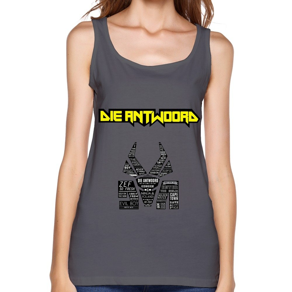 Amazon.com: SHUNAN Womens Die Antwoord Tops: Books