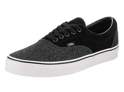 f1e2487f41cd62 Vans Unisex Era (Suede   Suiting) Skate Shoe  Amazon.co.uk  Shoes   Bags