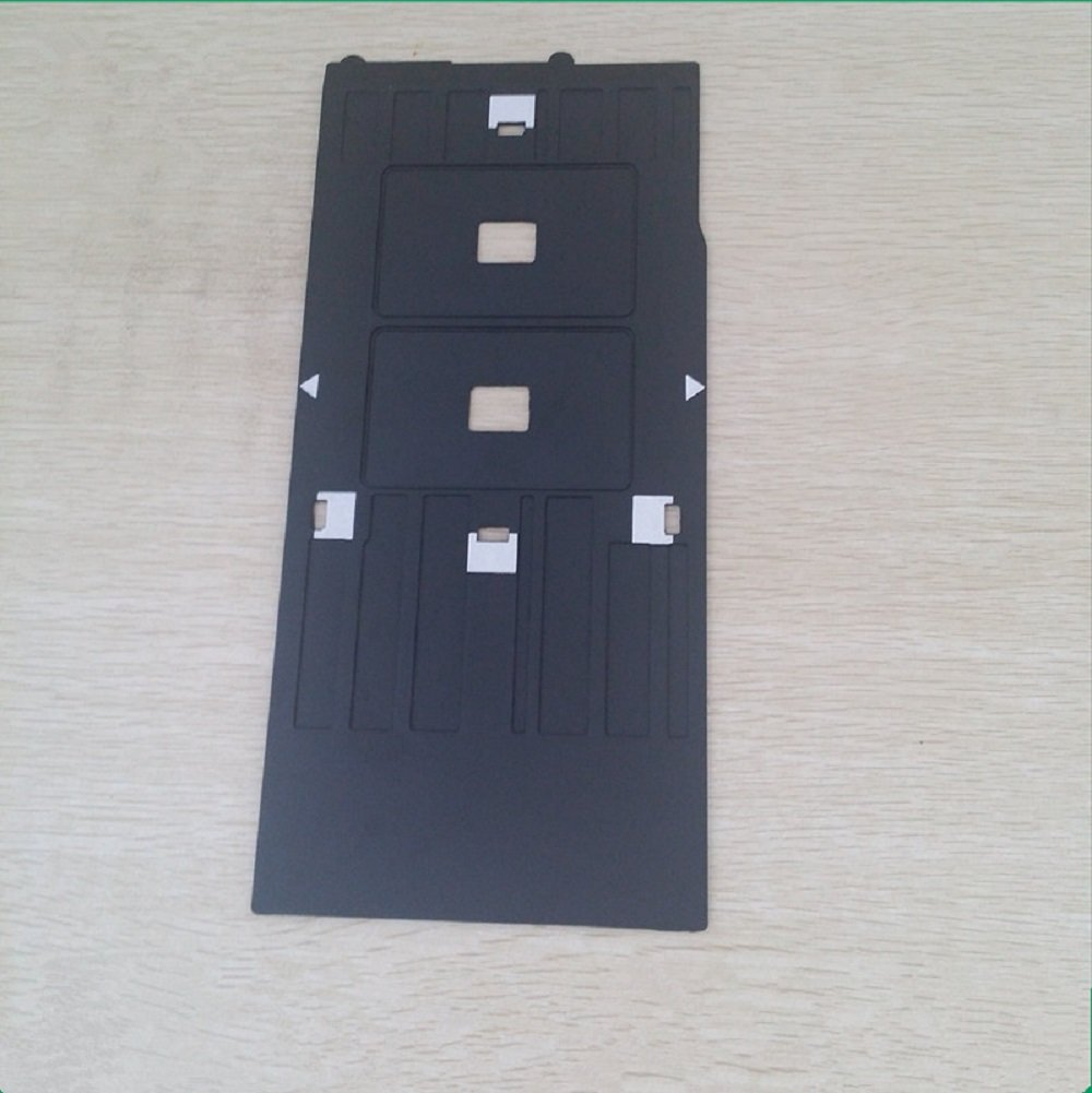 PVC ID Card Tray Starter Set PRO! 100 Blank Platinum ID Cards and PVC Tray for R200 and similar by Platinum ID Cards SF-Mart