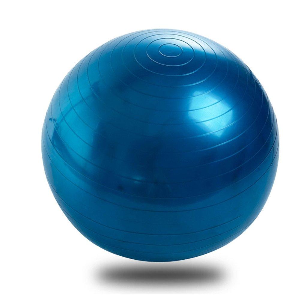 SIMYJOY antipinchazos y antideslizante Fitness/ejercicio pelota de ...