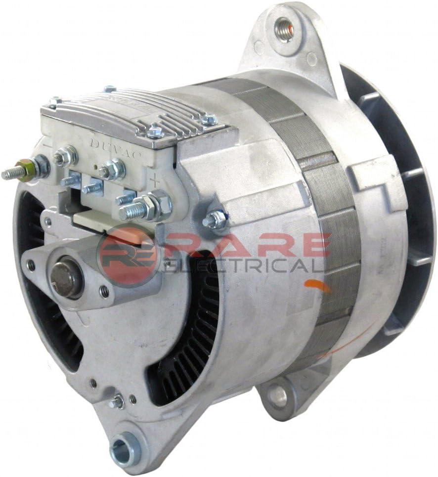 New USA Built Alternator Motorhomes w Duvac System 160A 110954522 0499-GG1