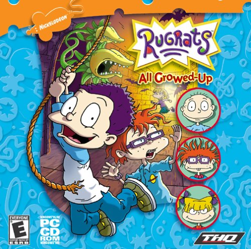 Rugrats: All Growed Up (Jewel Case) - PC