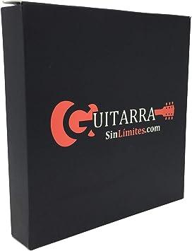 Cejilla Guitarra Acústica Eléctrica & Española/Clásica | Marca ...