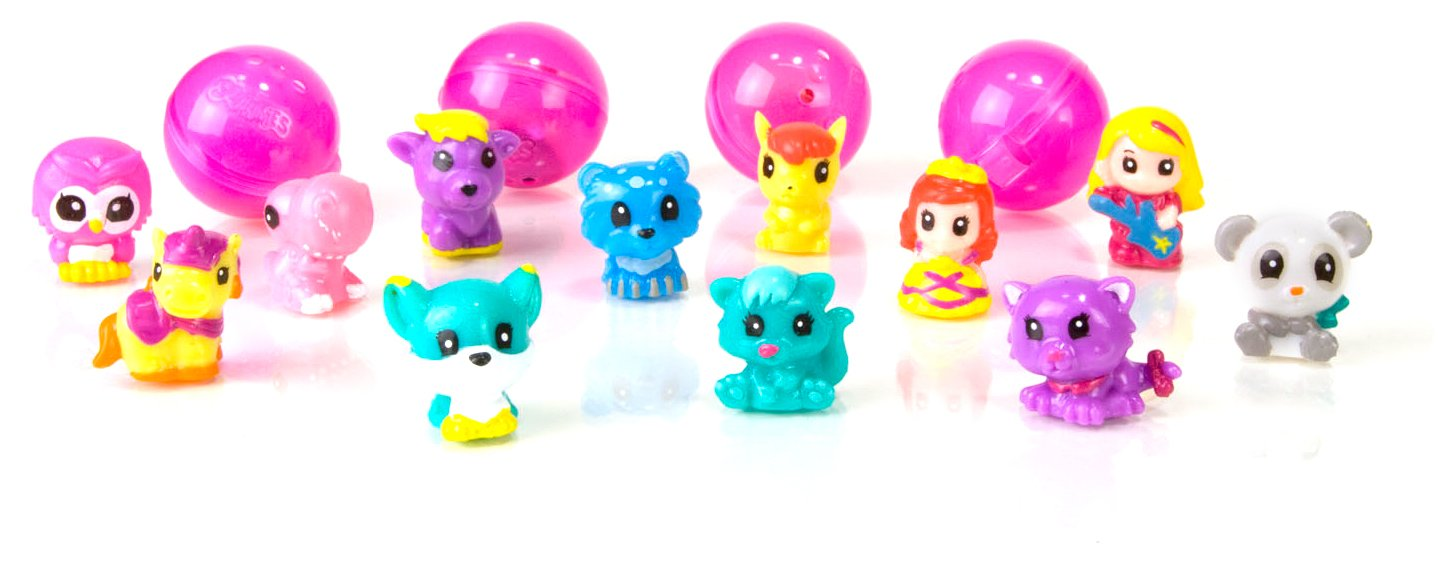 Disney-Princess-Squinkies-Set-Cinderella-Bubble-Pack-Boys-Barbie-Fuzzies thumbnail 29