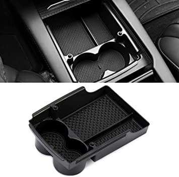 For Tesla MODEL X MODEL S Car Interior Armrest Storage Box Center Console Tray