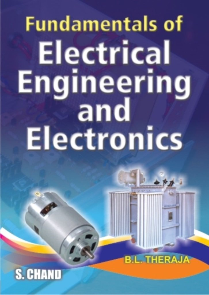 A Textbook Of Electrical Technology By Theraja Pdf