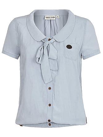 Naketano Damen T Shirt Kurz Kacken III T Shirt:
