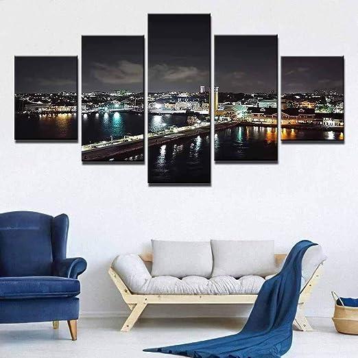 Pintura Murales en lienzo Impresión de alta definición ...
