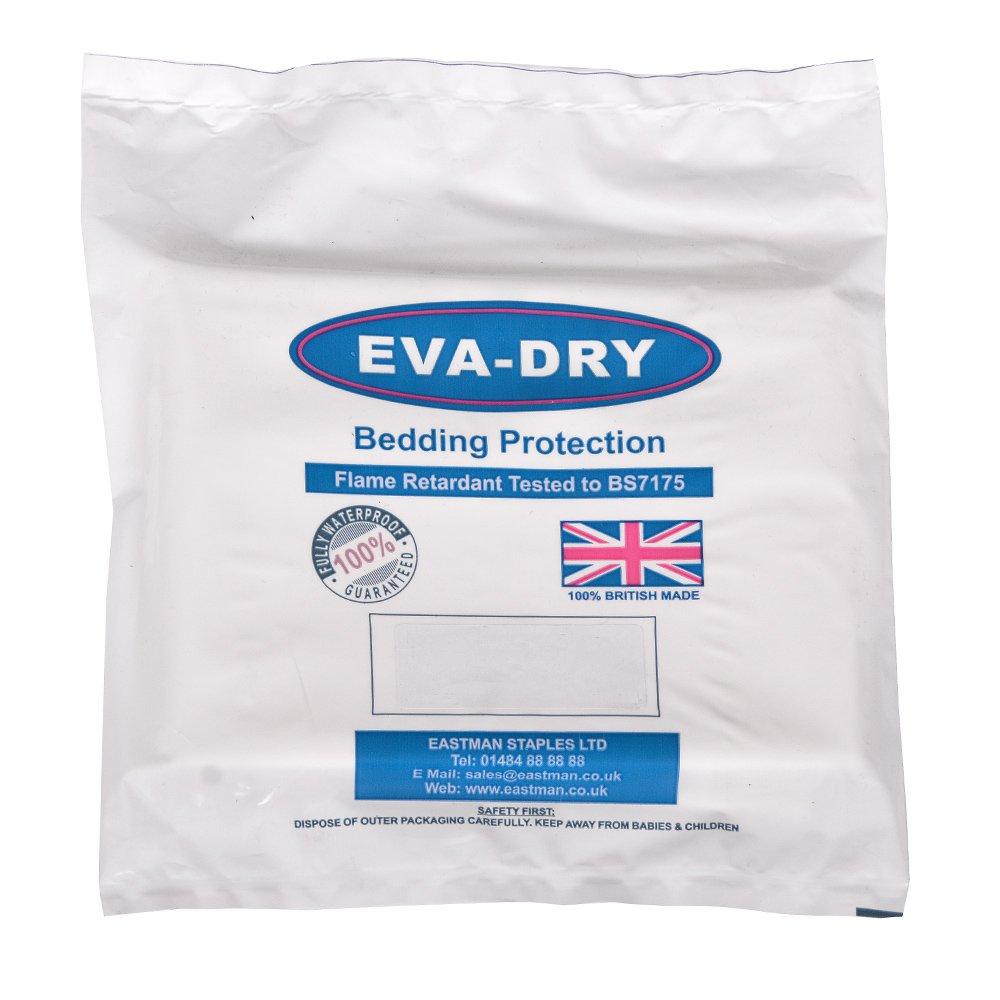 "7/"" Deep Single Eva Dry Waterproof Mattress Cover ES75367"