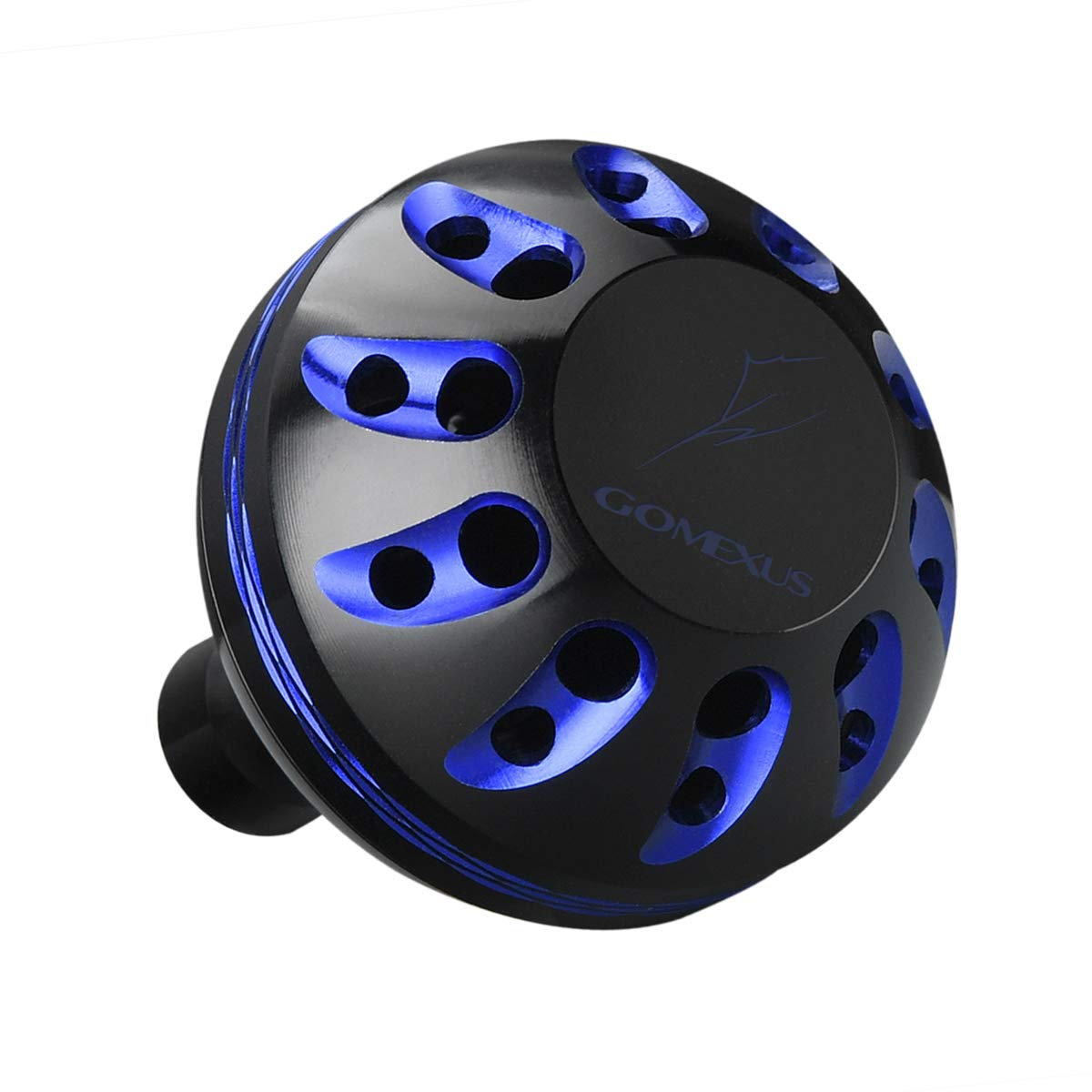 GOMEXUS Power Knob Compatible for Daiwa Saltist Shimano Stradic FK 2000 2500 3000 4000 Shimano Nexave 38mm Direct and Drill Fitment by GOMEXUS