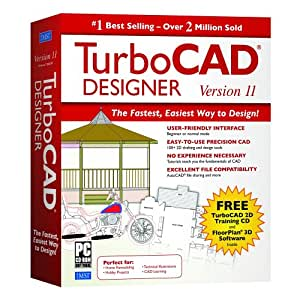 Amazon Com Imsi Turbocad Designer V 11