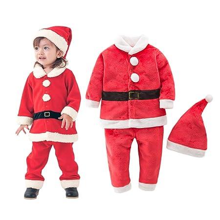 Disfraz de Navidad, Niños, Niñas, Bebés, Niños Pequeños, Trajes de ...