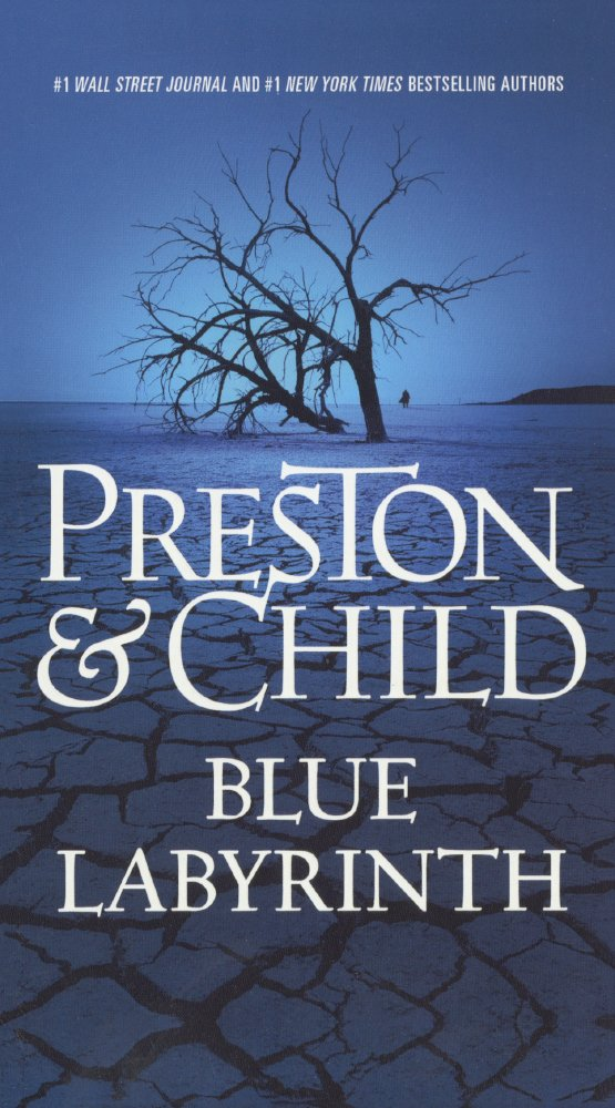 Blue Labyrinth (Turtleback School & Library Binding Edition) (Agent Pendergast) PDF